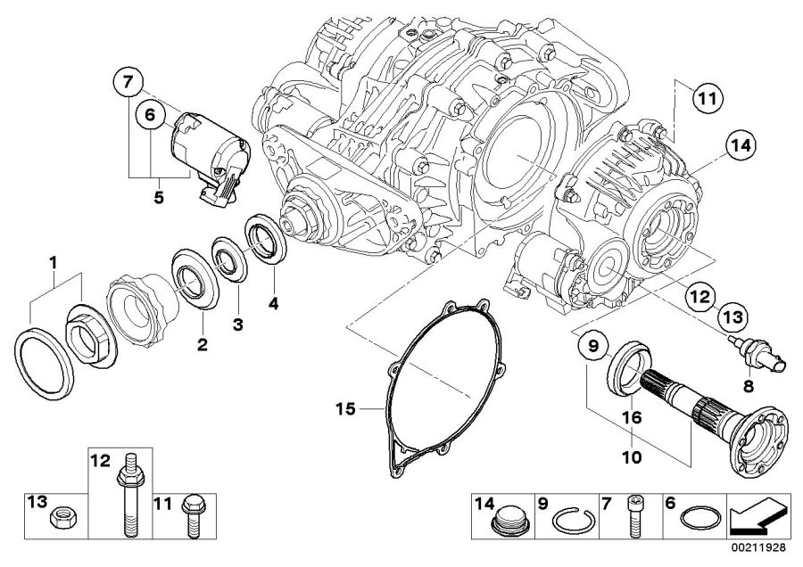 n55 bmw motor diagram