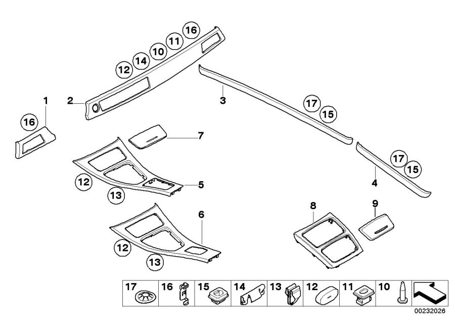 2009 bmw 335i parts diagram