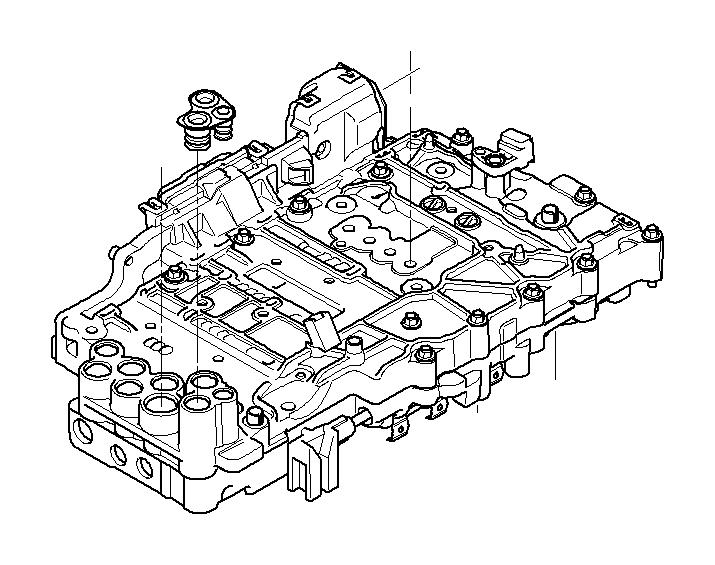 bmw x3 repair kit  mechatronic  transmission