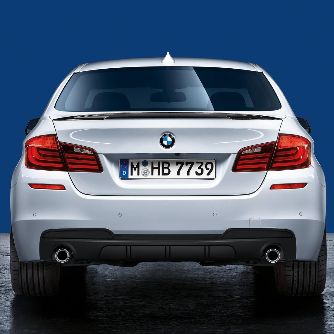 BMW 525i Bmw M Performance Rear Diffuser